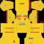 Sriwijaya FC Kits 2018/2019 Dream League Soccer