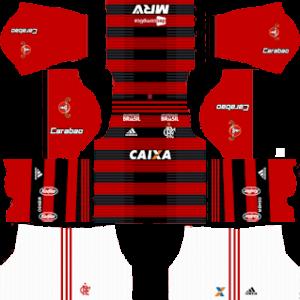 Flamengo Kits 2018/2019 Dream League Soccer