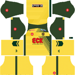 Kedah FA Kits 2018/2019 Dream League Soccer