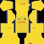 Pahang FA Fila Kits 2018/2019 Dream League Soccer