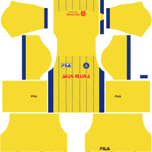 Pahang FA Fila Kits 2018/2019 Dream League Soccer