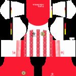 Sarawak FA Kits 2018/2019 Dream League Soccer