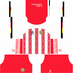 Sarawak FA Kits 2018/2019 Dream League Soccer