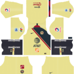 Club America Kits 2018/2019 Dream League Soccer