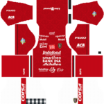 Bali United Kits 2018/2019 Dream League Soccer
