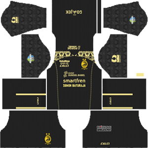 Sriwijaya FC Third Kit 2019