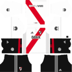 River Plate Kits 2018/2019 Dream League Soccer