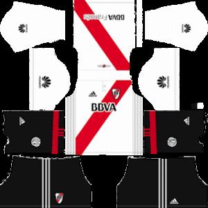 River Plate Kits 2018/2019 Dream League Soccer