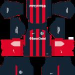 San Lorenzo Kits 2018/2019 Dream League Soccer