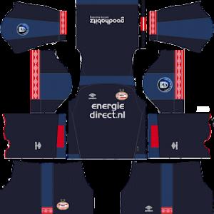 PSV Eindhoven Third Kit 2019