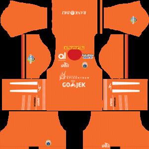 Persija Jakarta Third Kit 2019