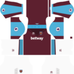 Dream League Soccer West Ham United Kits 2018