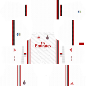 AC Milan Away Kit 2018