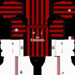 AC Milan Kits 2017/2018 Dream League Soccer