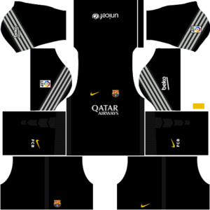Barcelona Goalkeeper Away Kit 2016