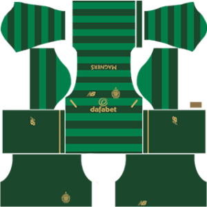 Celtic FC Away Kit 2018