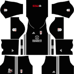 Fulham FC Away Kit 2018