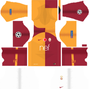 Galatasaray S.K. UCL Home Kit