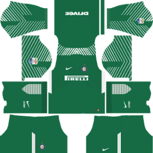 Inter Milan Goalkeeper Away Kit 2018
