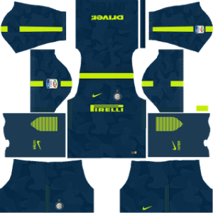 Inter Milan Third Kit 2018