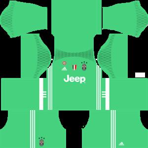 Juventus Goalkeeper Away Kit: