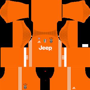 Juventus Goalkeeper Home Kit: