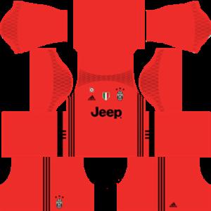 Juventus Goalkeeper Third Kit: