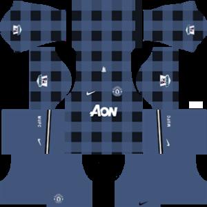 Manchester United Away Kit 2014