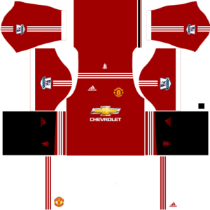 Manchester United Kits 2015/2016 Dream League Soccer