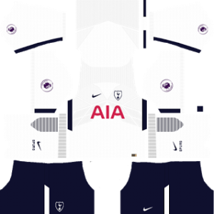 Tottenham Hotspur Kits 2017 2018 Dream League Soccer Fts Dls Kits