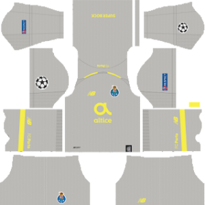 FC Porto UCL Away Kit