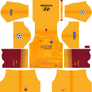 AS Roma Third Kit