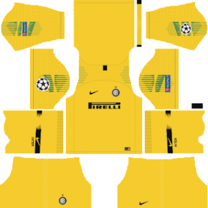 Inter Milan Goalkeeper Away Kit