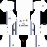 Real Madrid Kits 2016/2017 Dream League Soccer