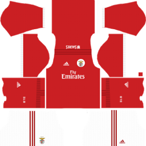 SL Benfica Kits 2017/2018 Dream League Soccer