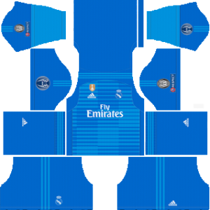 Real Madrid Goalkeeper Away Kit