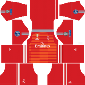 Real Madrid Goalkeeper 4th Kit