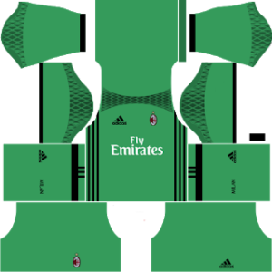 AC Milan Goalkeeper Away Kit
