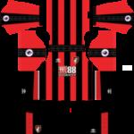 A.F.C. Bournemouth Kits 2017-2018 Dream League Soccer