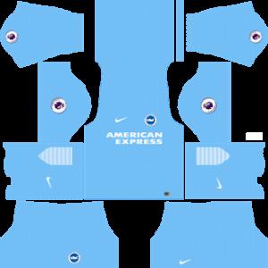 Brighton & Hove Albion Goalkeeper Away Kit