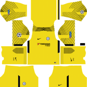 Chelsea Goalkeeper Away Kit