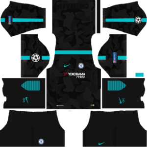 Chelsea Third Kit