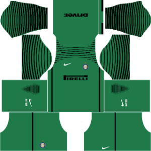 Inter Milan Goalkeeper Third Kit