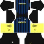 Inter Milan Kits 2016/2017 Dream League Soccer