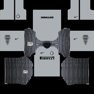 Inter Milan Goalkeeper Away Kit