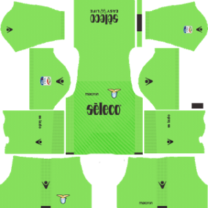 S.S. Lazio Goalkeeper Away Kit