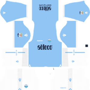 S.S. Lazio Kits 2017/2018 Dream League Soccer