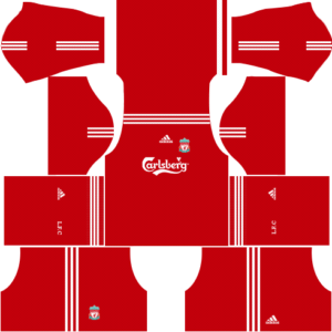 Liverpool Kits 2009/2010 Dream League Soccer
