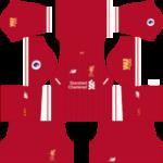 Liverpool Kits 2017/2018 Dream League Soccer