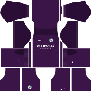 Manchester City  Goalkeeper Third Kit: